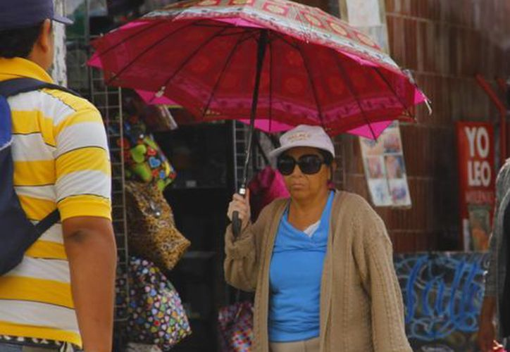 Pronostican que el lunes llegará a Yucatán un nuevo frente frío. (Juan Albornoz/SIPSE)