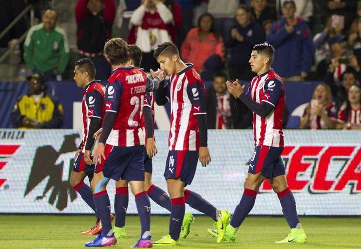 Los jugadores buscan amarrar su boleto entre los ocho mejores. (mexico.as.com)