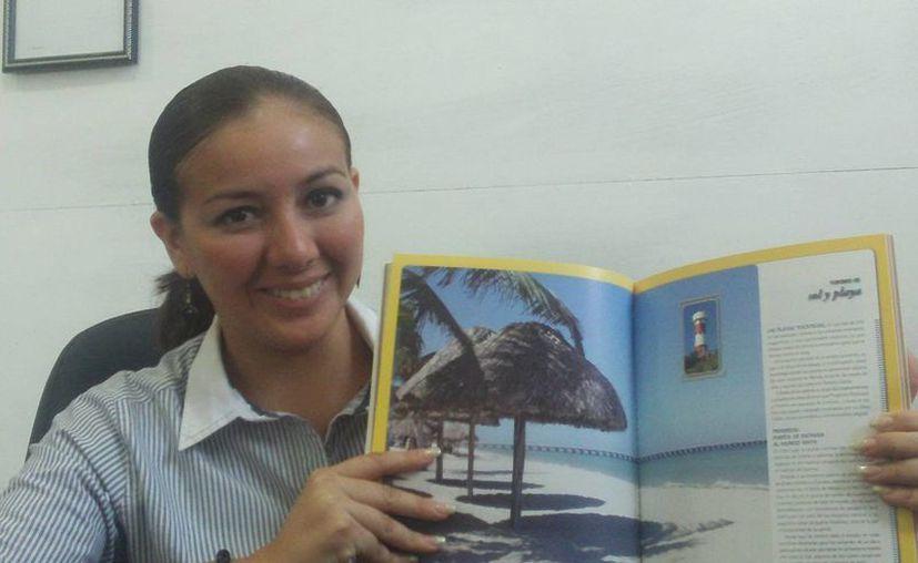 Ana Cecilia Meza Rodríguez, directora de Recaudación Fiscal. (Manuel Pool/SIPSE)
