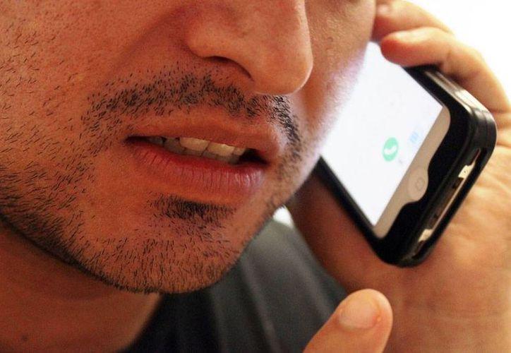 La Fiscalía de Yucatán lanzó una 'alerta' para evitar extorsiones telefónicas durante El Buen Fin, ya que la mayor circulación de dinero (por pagos de quincena y aguinaldos) 'activa' a los extorsionadores. La imagen es meramente ilustrativa. (Fiscalía)