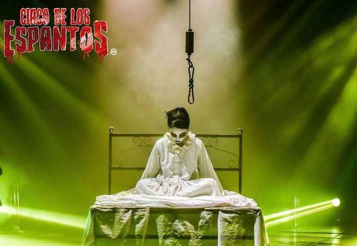 El espectáculo es apto para toda la familia; participan más de 15 artistas en escena. (Foto: Circo de los espantos/Facebook)