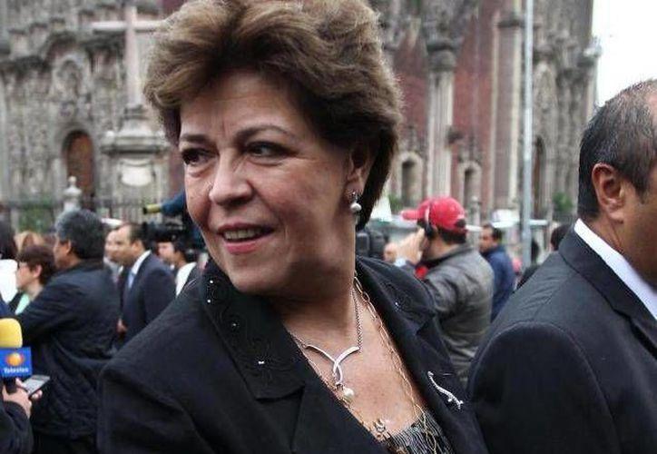El PAN trabaja todos los días para superar su crisis, afirma Cecilia Romero. (Archivo/SIPSE)