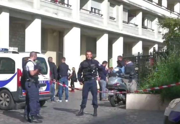 Las autoridades galas confirman que han lanzado una operación policial en la zona. (RT)
