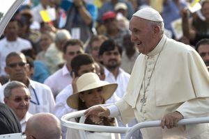 Francisco, el Papa peregrino en su visita por Cuba