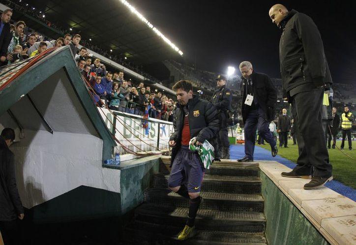 Para Muller, lo único malo de 'La Pulga' es que no juega para el Bayern Munich. (Foto: Agencias)