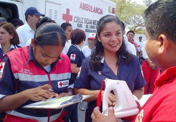 Cualquier aportación, por mínima que sea, es necesaria para reactivar los servicios médicos en la delegación. (Daniel Pacheco/SIPSE)