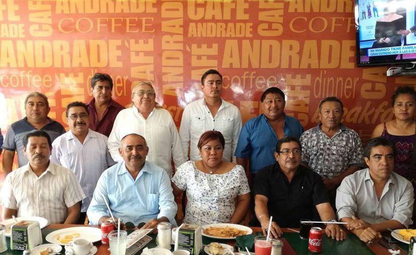 Más de 2 mil trabajadores decidieron dejar de pertenecer a la Confederación de Trabajadores de México. (Adrián Barreto/SIPSE)