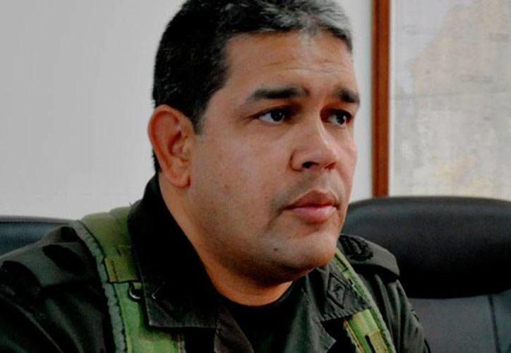 El ex teniente coronel Néstor Enrique Maestre Ponce, en imagen de archivo. (Foto: www.elheraldo.co)