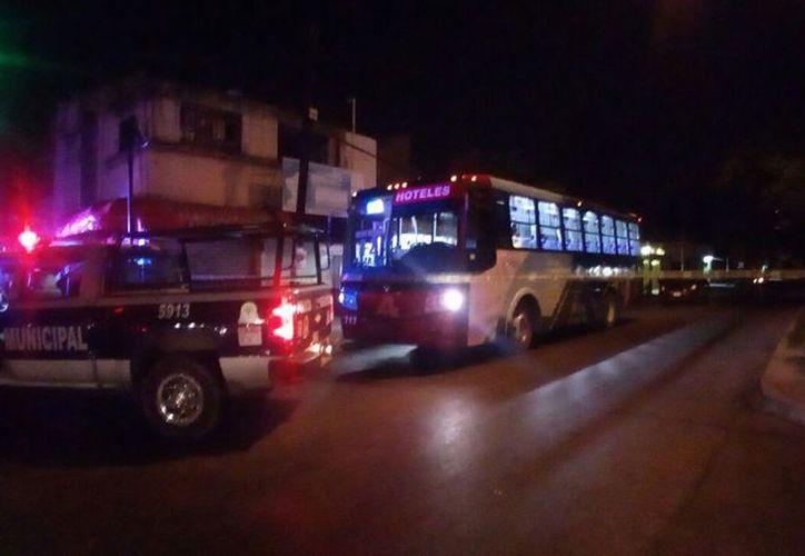 Las víctimas fueron ejecutadas cuando se bajaron de un transporte público. (Redacción)