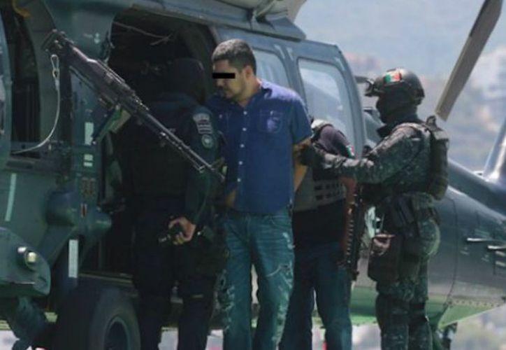 """Héctor Adrián """" N"""" era considerado como un líder regional que tenía influencia en los estados de Tamaulipas, Nuevo León y Veracruz (Foto: @cmanueljuarez)"""