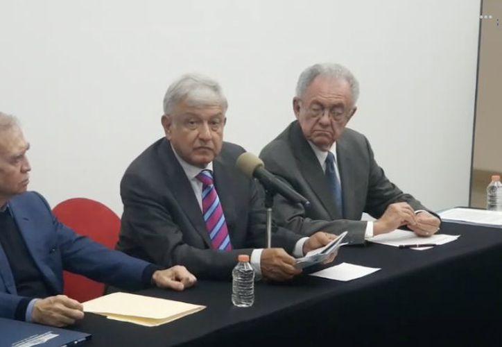 AMLO destacó que es viable construir el nuevo aeropuerto en Santa Lucía. (Redacción)