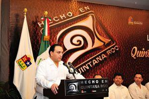 Presentan la marca <i>Hecho en Quintana Roo</i>
