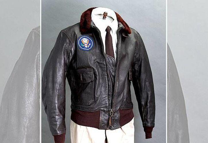 La prenda de John F. Kennedy vendida por la casa de subastas John McInnis Auctioneers.
