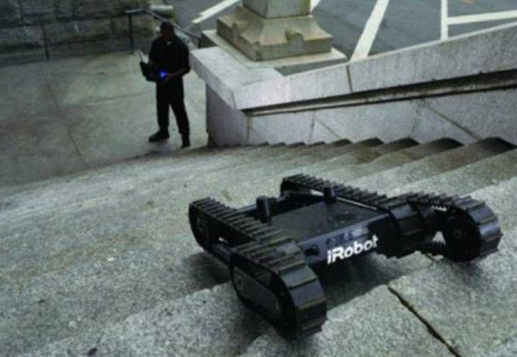 El gobierno de Brasil solicitó el apoyo de la empresa iRobot para reforzar la seguridad de las sedes del Mundial. (tiempo.com)