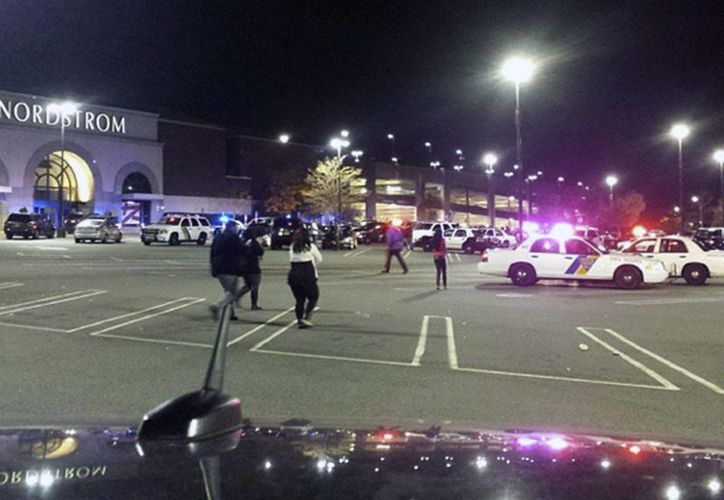 El autor del tiroteo en la Garden State Plaza es Richard Shoop, de 20 años y oriundo de Teaneck. (EFE)