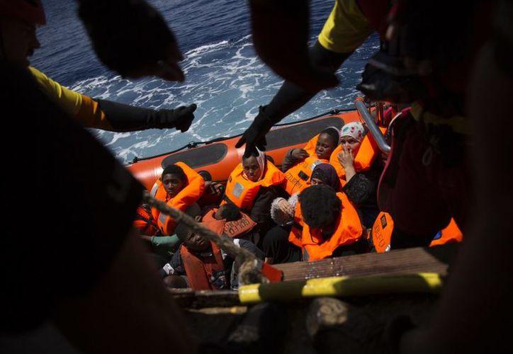 Libia es uno de los principales puntos de partida de los botes atestados de migrantes y refugiados. (Contexto/Internet).