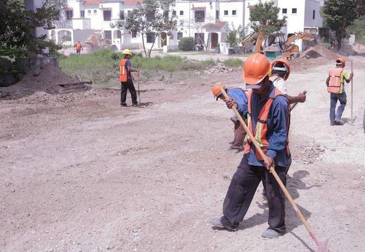 En las obras se invierten poco más de 20.6 millones de pesos. (Redacción/SIPSE)