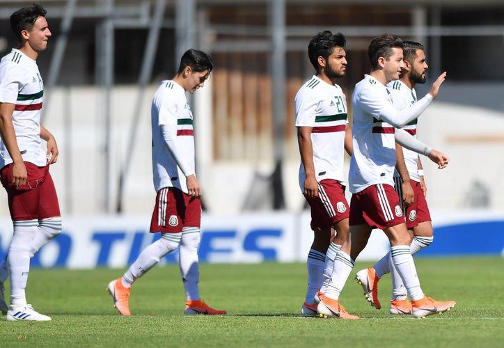Selección Mexicana sub 22 eliminado en semifinales.(Foto:Novedades Yucatán)
