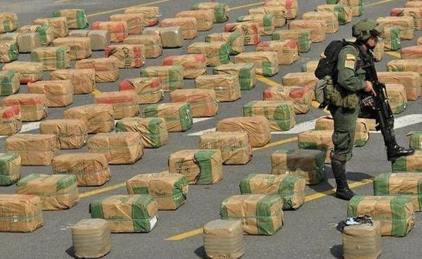 En el transcurso de este año las autoridades locales han decomisado 11 mil 479 kilogramos de estupefacientes. (ecuavisa.com)