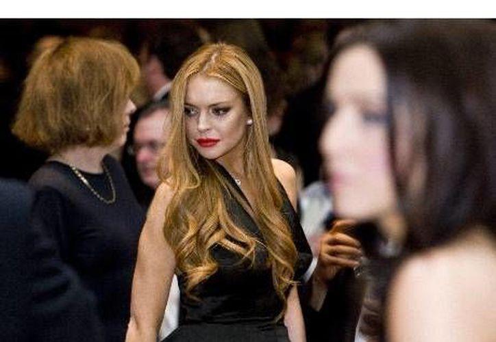 La entrevista a Lindsay Lohan se realizará en agosto y estará compuesta por ocho episodios que se emitirán en 2014 (Notimex)