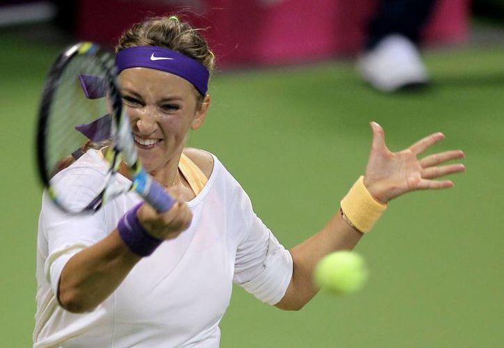 Azarenka y Serena medirán raquetas este domingo para ver quién se corona en Doha. (Agencias)