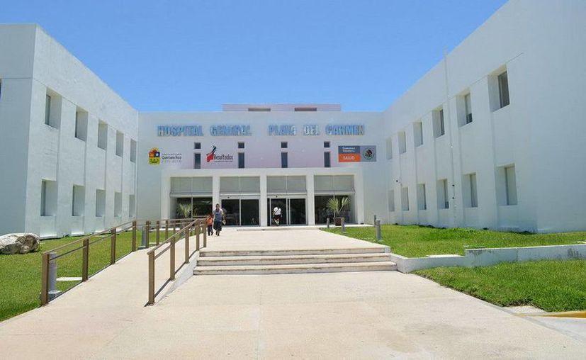 El primer Banco de Leche Humana estará en el Hospital General de Playa del Carmen. (Redacción/SIPSE)
