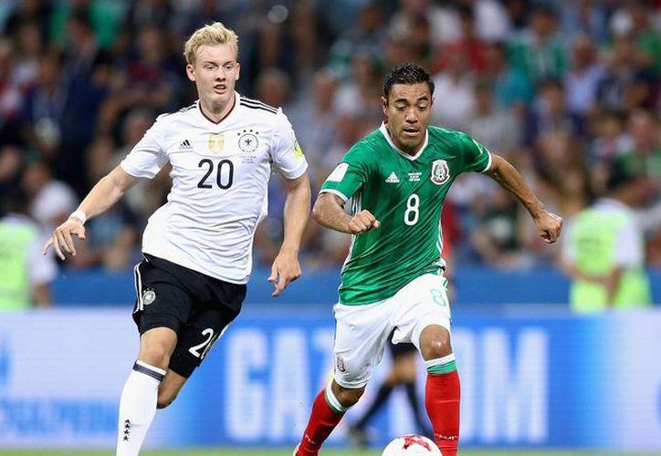 México ya necesita pasar del quinto partido del que se habla tanto, afirmó el futbolista. (Foto: Univisión)