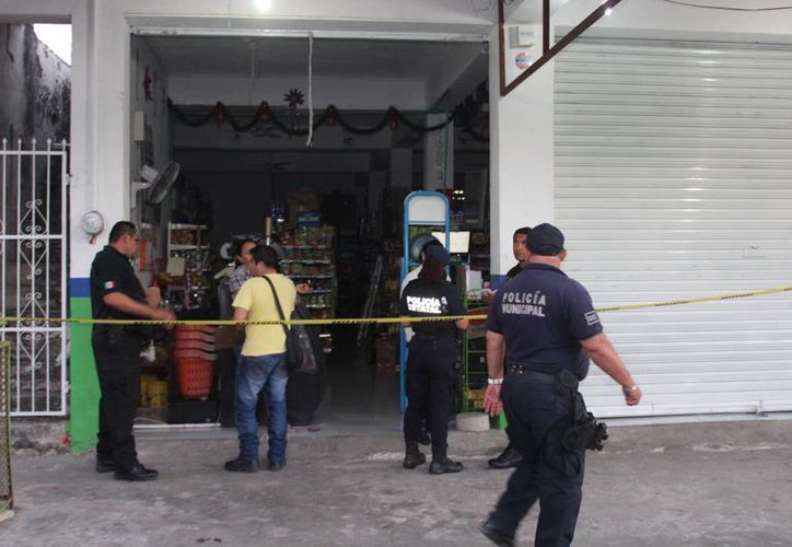 Tras el operativo, los elementos policiales no dieron con los responsables. (Foto: Redacción)