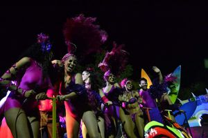 Plaza Carnaval, sede de la alegría en Mérida