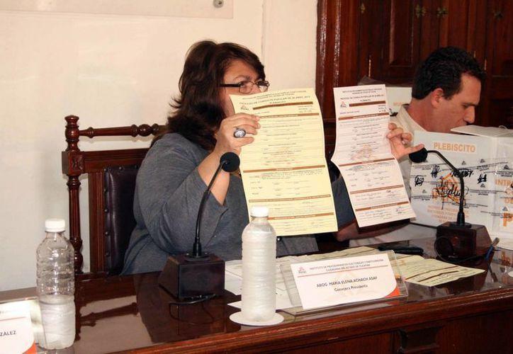 IPEPAC: el resultado de la consulta ciudadana obliga a la autoridad municipal a su cumplimiento. (Milenio Novedades)