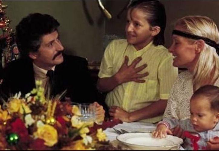 Su familia no comprendió por qué Marcela se fue con Luis Rey. (Internet)