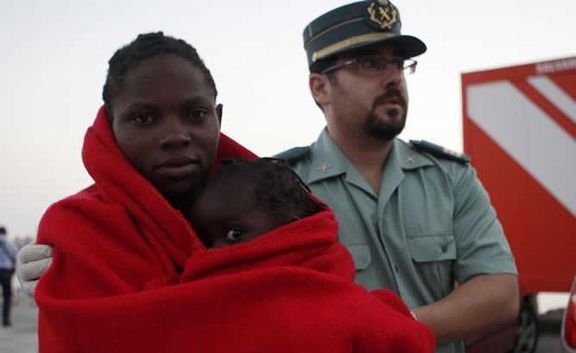España es, frecuentemente, punto de acceso a Europa de inmigrantes africanos y de Medio Oriente. (Reuters)