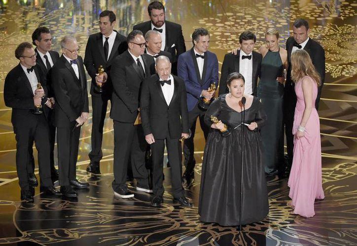 La 88 entrega de los Premios Oscar registró una de las más bajas audiencias en su historia. (Archivo AP)