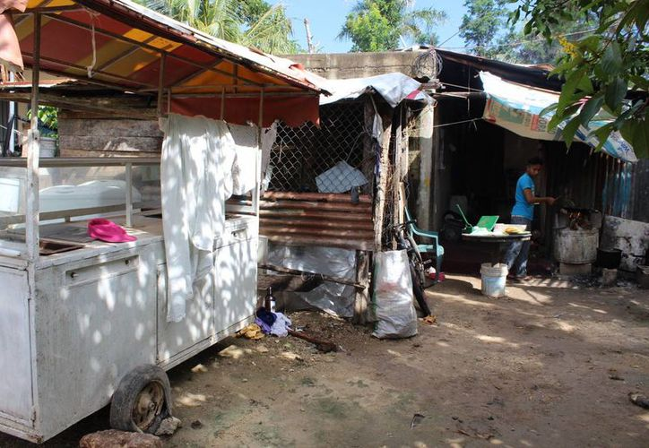 Un total de 62 mil 708 viviendas presentaron carencias por calidad y espacios. (Foto: Eddy Bonilla/SIPSE)