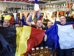 Bélgica no pierde desde hace 24 partidos