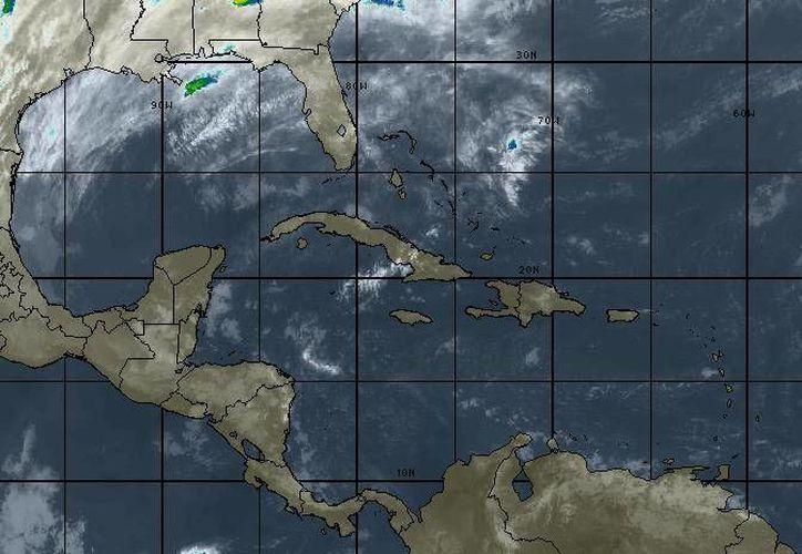 La probabilidad de lluvias para Cancún es del 10 por ciento. (Cortesía/SIPSE)