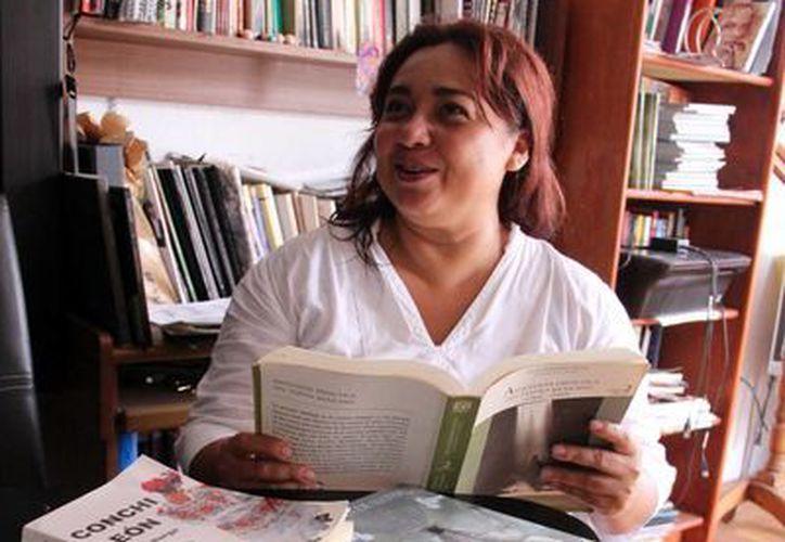 """""""Nunca he traicionado mis sueños, por eso mis sueños nunca me han traicionado"""", reflexionó Conchi León. (Milenio Novedades)"""