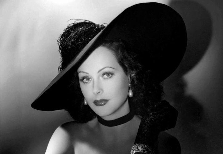 Hedy Lamarr fue una mujer rebelde en ese Hollywood de los años 40. (tomenotaaqp.wordpress.com)