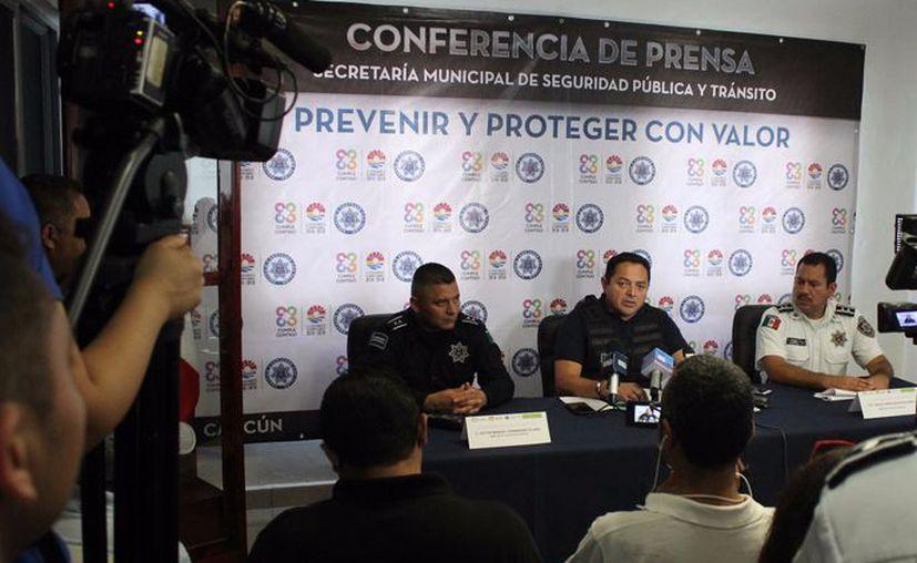 Se anexarán 50 policías de Tránsito para patrullar Cancún por los operativos decembrinos. (Redacción/SIPSE)