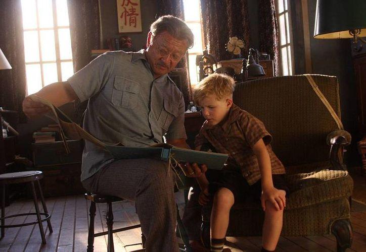 'El gran pequeño' ('Little boy'), que será estrenada este viernes, en su preestreno recaudó 3.7 mdp. (quien.com)
