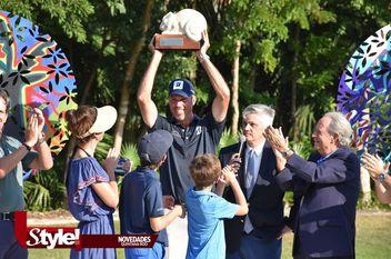 Finaliza la edición 2018 del Mayakoba Golf Classic