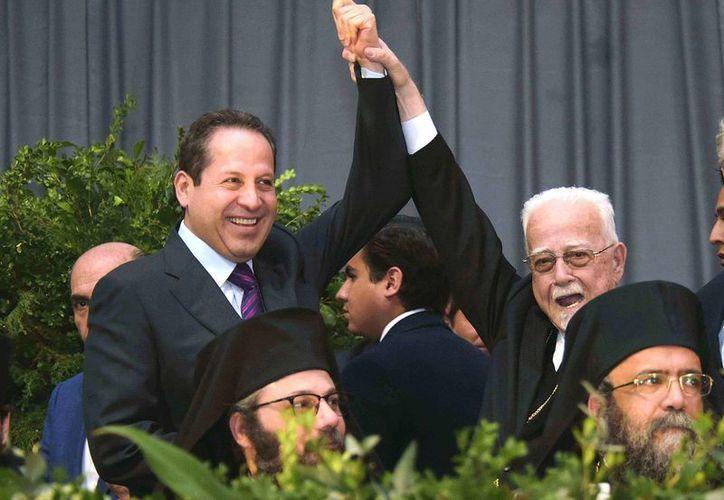 Antonio Chedraoui Tannous guarda relaciones muy cercanas con destacadas personalidades de la política mexicana. (gem216.gob.mx)