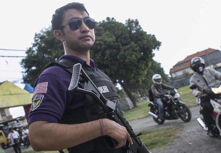 Los presuntos terroristas fueron detenidos durante un operativo de la policía de Malasia. (Archivo/EFE)