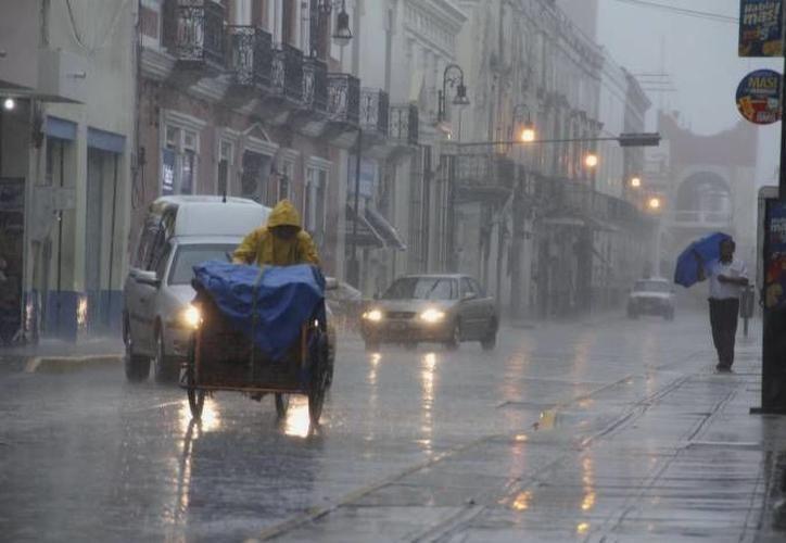 Ayer en esta ciudad, la temperatura más baja fue de 21.9 grados Celsius, a las seis de la mañana. (SIPSE)