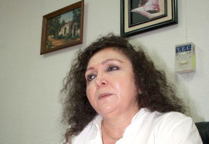 Doris Candila Echeverría, ex directora del Instituto Municipal de la Mujer, no acudio a la cita. (Milenio Novedades)