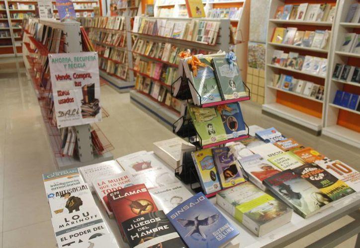 En Quintana Roo existen 32 librerías registradas. (Hugo Zúñiga/SIPSE)