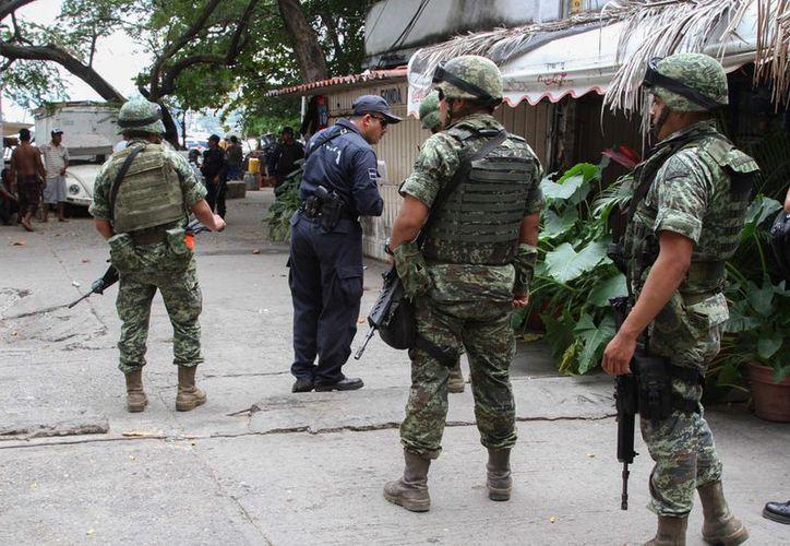 Llegaron este día en aviones de la Fuerza Aérea Mexicana al aeropuerto internacional Juan Álvarez de Acapulco. (Contexto/Internet)