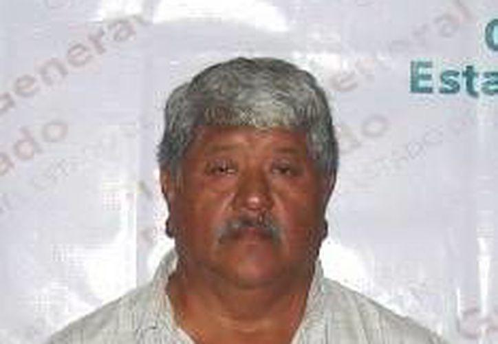 Rubén Molano Fonseca es pieza clave del proceso contra la diputada Valencia Vales. (SIPSE)