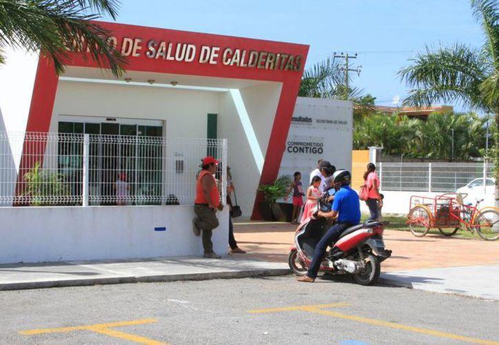 Se invertirán alrededor de 28 millones de pesos en la construcción de ambas unidades médicas. (Ángel Castilla/SIPSE)