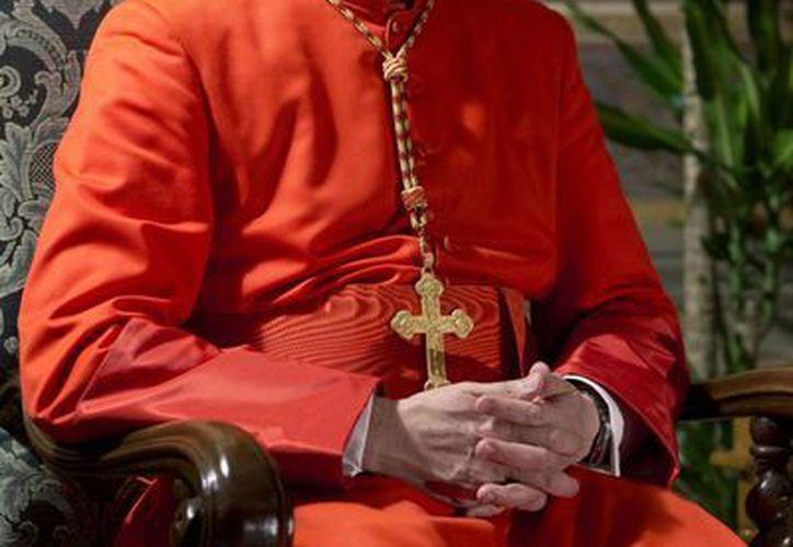 Esta fotografía de archivo del 24 de noviembre de 2012 muestra al entonces recién electo cardenal Luis Antonio Tagle, arzobispo de Manila, Filipinas. (Agencias)